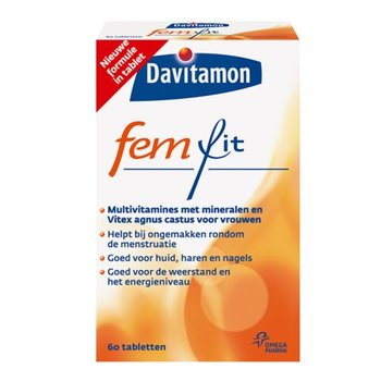 Davitamon Femfit - 60 tabletten