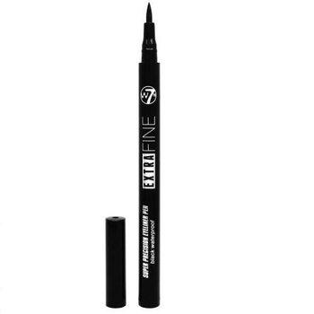 W7 Eyeliner Automatic Fine Black Waterproof