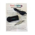 Postdrogist Huismerk Bluetooth Receiver / Muziek ontvanger