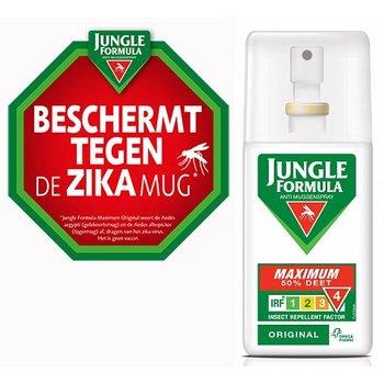 Jungle Formula Maximum 50% Deet - 75 ml
