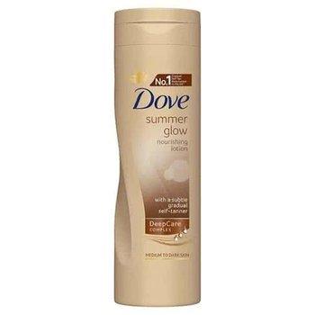 Dove summer glow nourishing lotion medium to dark skin 250 ml