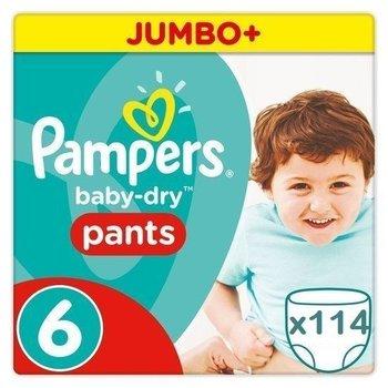Pampers Baby Dry Pants Maat 6 - 114 luierbroekjes