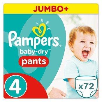 Pampers Baby Dry Pants Maat 4 - 72 luierbroekjes