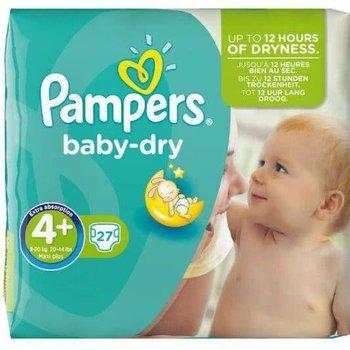 Pampers Baby Dry maat 4+ - 27 luiers