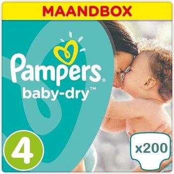 Pampers Baby Dry maat 4 - 200 luiers