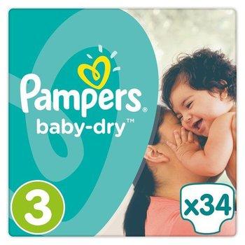 Pampers Baby Dry maat 3 - 34 luiers
