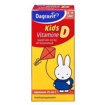 Dagravit Kids Vitam. D Druppels Aquosum