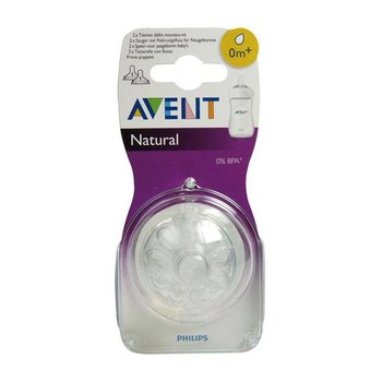 Philips Avent Zuigfles Spenen Natural - 0 mnd+