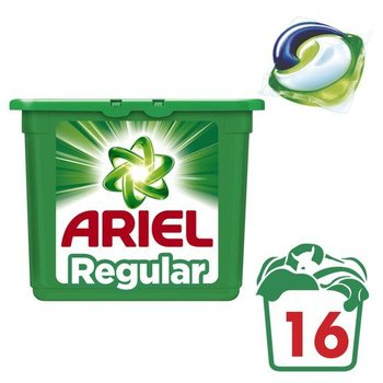 Ariel Pods 3 in1 tabs- Regular 16 tabletten
