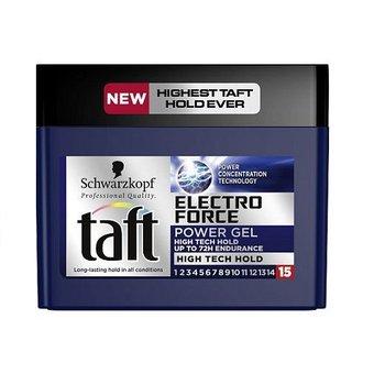 Schwarzkopf Taft Gel Electro Force - 250 ml