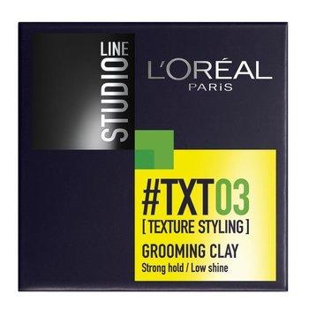 Loreal Studio Line #TXT03 Grooming Clay
