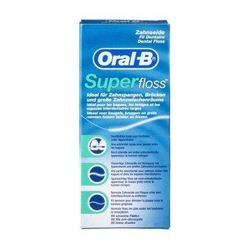 Oral B Interdentaal Floss Super - 50 stuks
