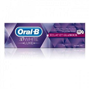 Oral B Tandpasta 3D White Glamour - 75 ml