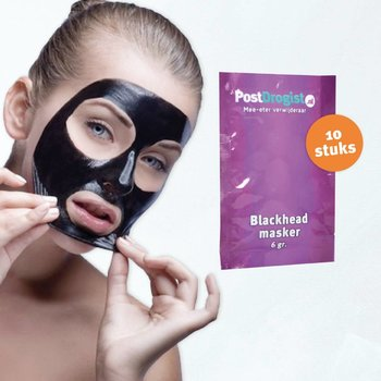 Postdrogist Blackhead Maskers - 10 stuks