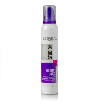 Studio Line Volum'Max Mousse - 200 ml