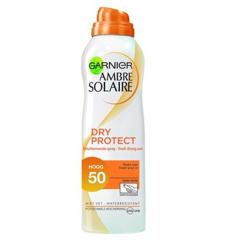 Ambre Solaire Dry Protect Spray SPF50