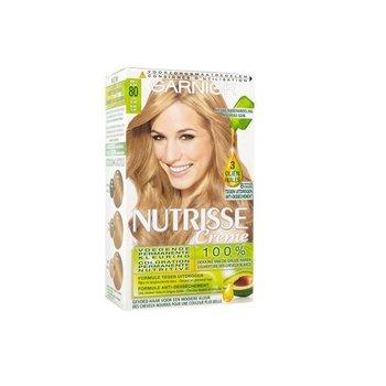 Garnier Nutrisse  80 Blond Vanille