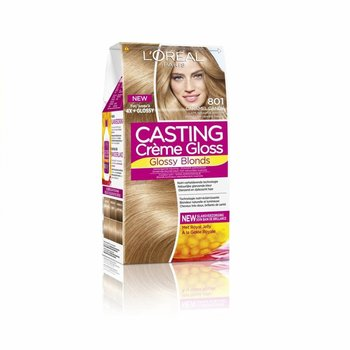 Loreal Casting Creme Gloss 801 Licht asblond