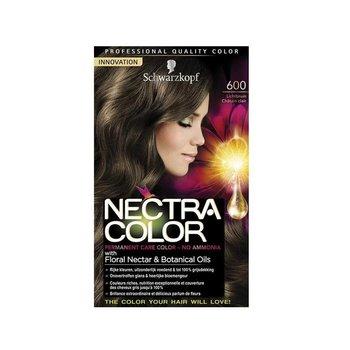 Schwarzkopf Nectra Color 600 Lichtbruin - Haarverf