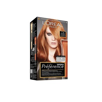 Loreal Preference Feria Color  7.4 Mango