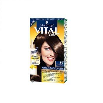 Vital Colors 80 Donkerbruin - Haarverf