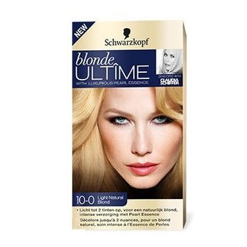 Schwarzkopf Haarkleuring Schwarzkopf Blonde Ultime 10-0 Light Natural Blond