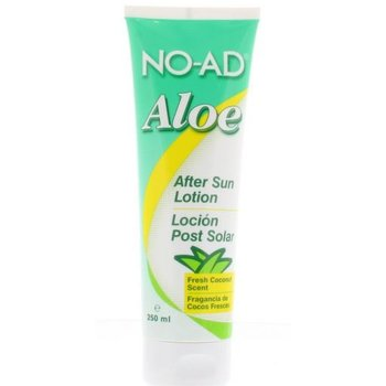 NO-AD Aftersun 250ml Aloe Lotion