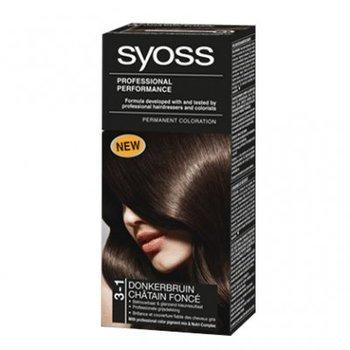 SYOSS Color baseline 3-1 Donkerbruin - Haarverf