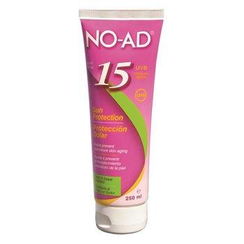 NO-AD Zonnebrand Lotion SPF 15 Tube