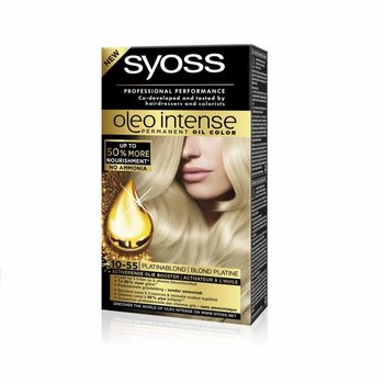 Syoss Oleo Intense 10-55 Platin Blond