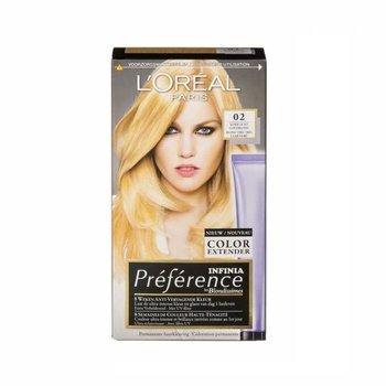 L'Oréal Paris Préférence Blondissimes 02 Super Licht Goudblond