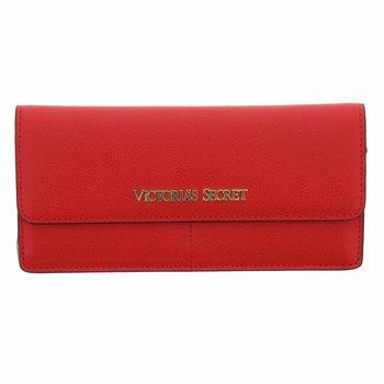 VICTORIA'S SECRET SLIM WALLETS RED / Portemonnee Rood