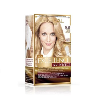 Loreal Excellence Age Perfect 8.31 Lichtgoud Asblond
