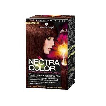 Schwarzkopf Nectra Color 468 Chocoladebruin - Haarverf