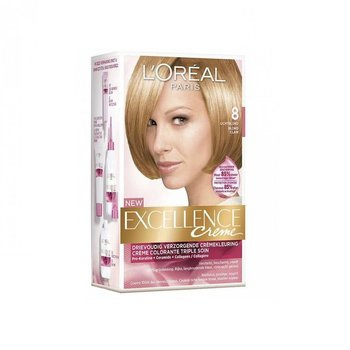 Loreal Excellence  8 Lichtblond