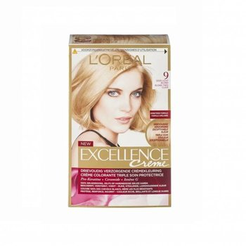 Loreal Excellence  9 Zeer Lichtblond