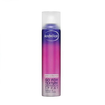 Andrelon Styling Pink Spray Go Texture