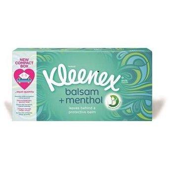 Kleenex Tissues Balsam Menthol 72 stuks