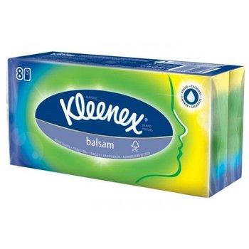 Kleenex Zakdoeken Balsem 8 x 9 stuks