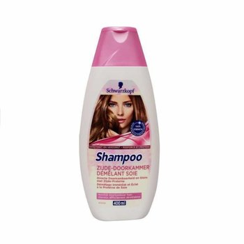 Schwarzkopf Shampoo Zijde Doorkammer - 400 ml