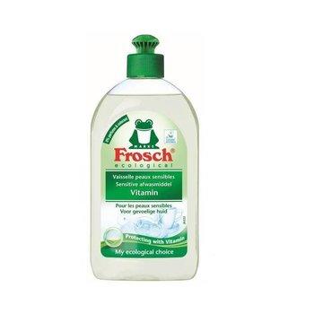 Frosch Afwasmiddel Vitamin 500 ml Sens.