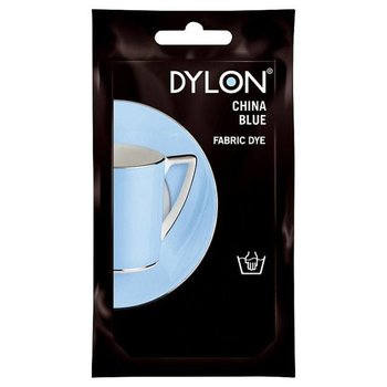 Dylon Textverf Hand China Blue 50g
