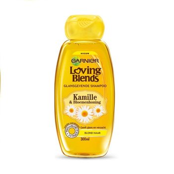 Garnier Loving Blends Shampoo Kamille&Bloemenhoning - 300 ml
