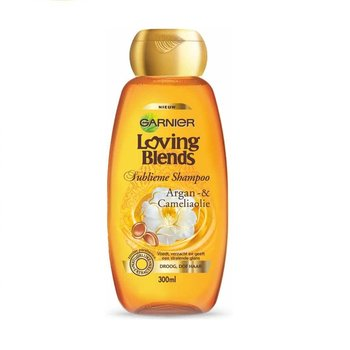 Garnier Loving Blends Shampoo Cameliaolie - 300 ml