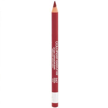 Maybelline Color Sensational - 547 Please Me Red - Rood - Lippotlood
