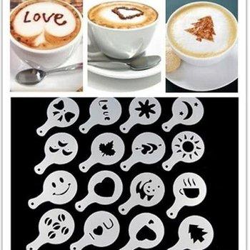 Koffie Sjablonen