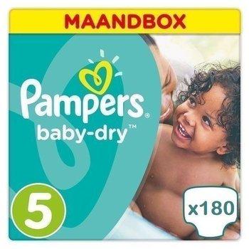 Pampers Baby Dry maat 5 - 180 stuks
