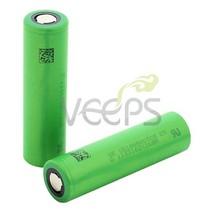 VTC 5 2600mAh 30A 18650 Flattop Batterij