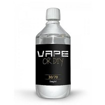 Vape or DIY 1000ml