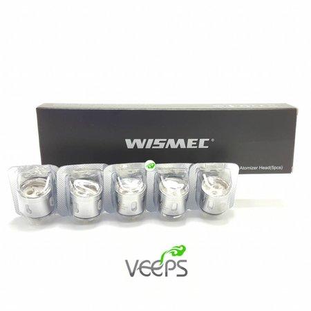 Wismec Wismec Gnome WM02 Dual Coils - Per 5 stuks